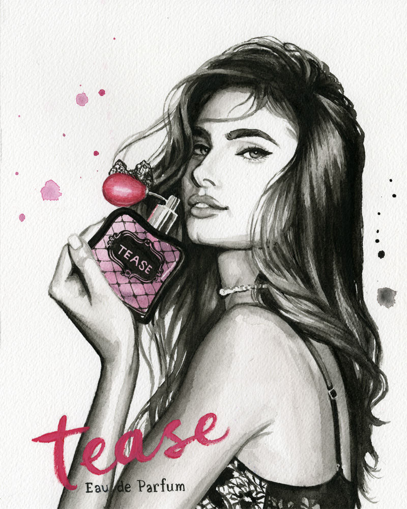 Taylor Hill for Tease