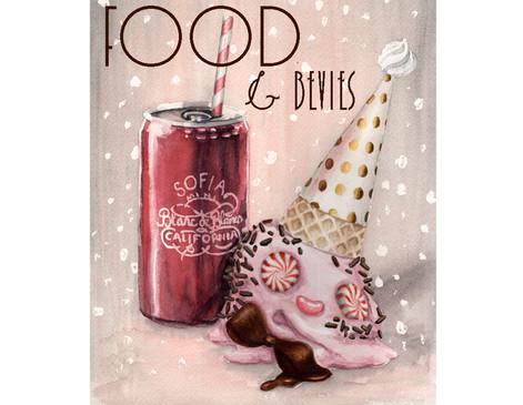 FOOD & BEVIES