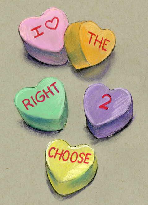 I Heart the Right to Choose