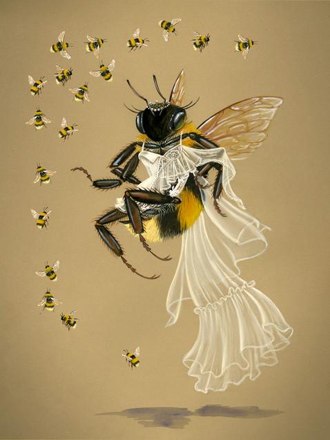 Alexander McQueen Bee