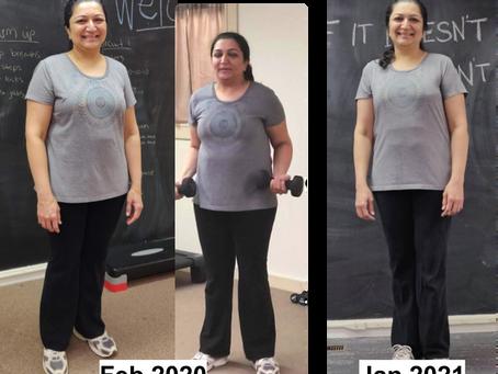 Mita's Transformation Story