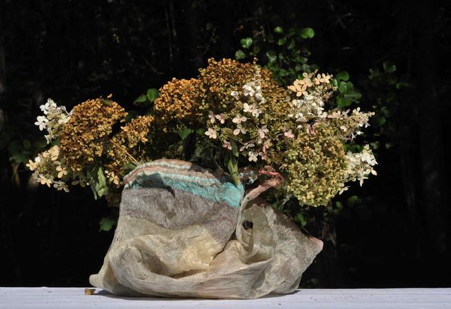 KK Textil-Vase