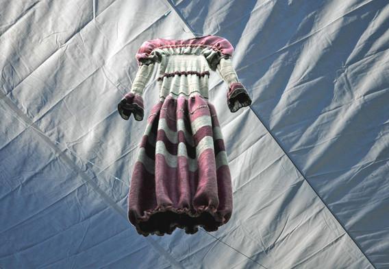 KK Handgewebtes Kleid