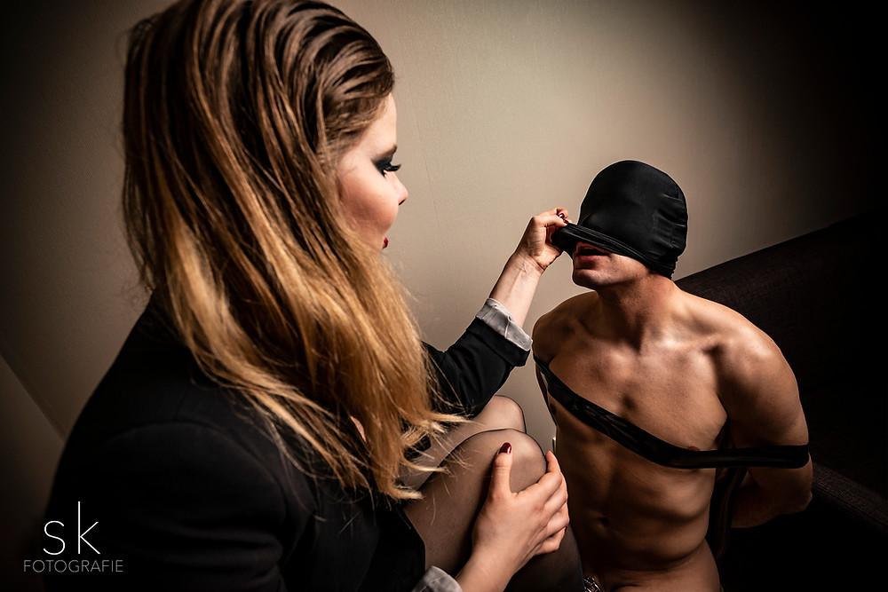 Devoten dominante mann sucht frau dominante Sie