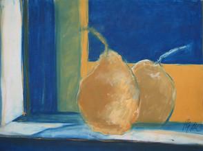 Stairwell Pears 1