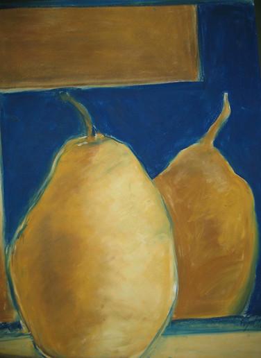 Stairwell Pears 2