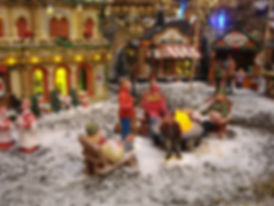 Lemax kersthuisjes online bestellen