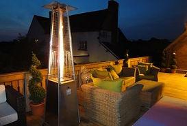 terrasverwarmer en heaters terrasheater