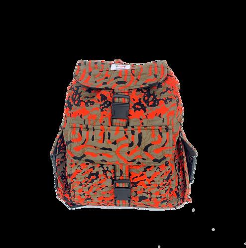 Kitenge 27 Backpack #2