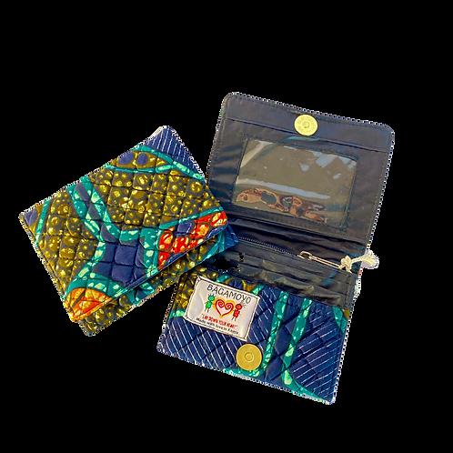 Kitenge 24 small Wallet