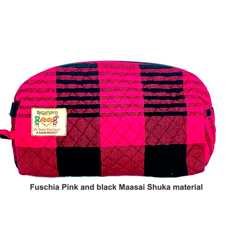 Maasia 2 Cosmetics Bags