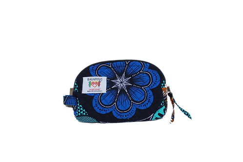 Kitenge 7 Small Cosmetics bag