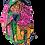 Thumbnail: Kitenge 28 Backpack #2