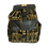 Thumbnail: Kitenge 13 Backpack #2 with leather