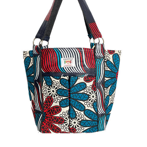 Kitenge 35 Small Mombasa Bag