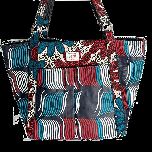 Kitenge 35 Large Mombasa Bag