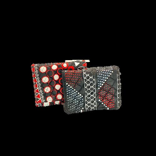 Kitenge 34 Small Wallet