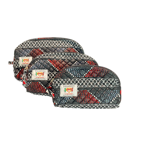 Kitenge 34 Cosmetics bags