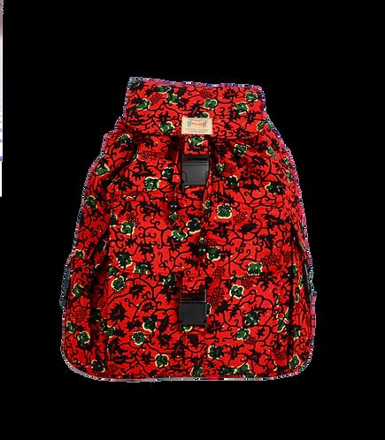 Kitenge 14  Backpack