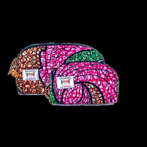 Kitenge 28 Cosmetics bags