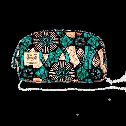 Kitenge 11  Cosmetics Bags