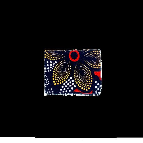 Kitenge 33 Small Wallet