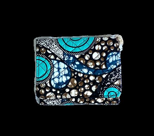 Kitenge 25 Small Wallet