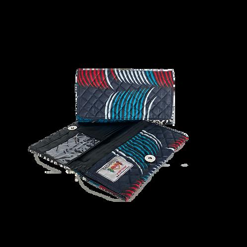 Kitenge 35 Large Wallet