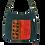 Thumbnail: Mudcloth 2 Moon Crossbody Bag