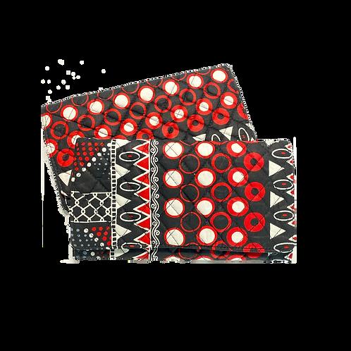 Kitenge 34 Large Wallet