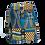 Thumbnail: Kitenge 37 Backpack #2