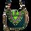 Thumbnail: Masala 8 Moon Crossbody Bag