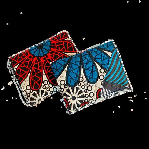 Kitenge 35 Small Wallet