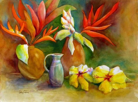 Hawaiian Hues
