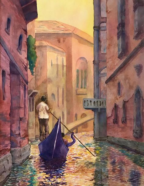 Venice Thoroughfare