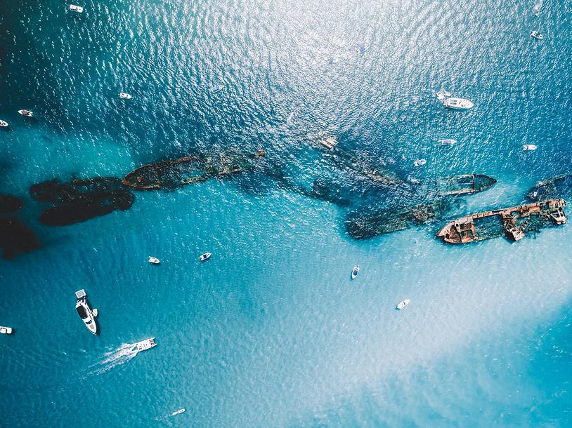 Tangalooma Wrecks Moreton