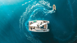 DREAM YACHT CHARTERS LIVING ON A CATAMARAN