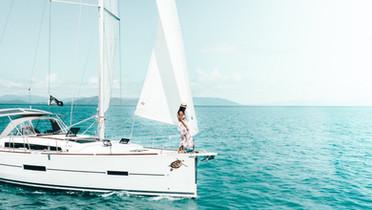 Sailing Whitsundays Australia 2019