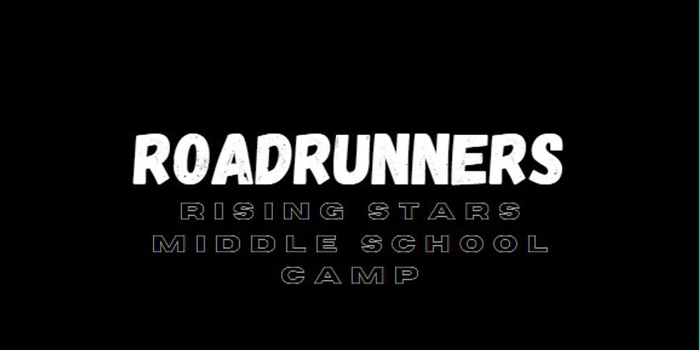 Roadrunners Rising Stars Camp