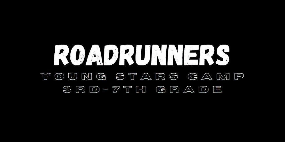 Roadrunners Young Stars Camp