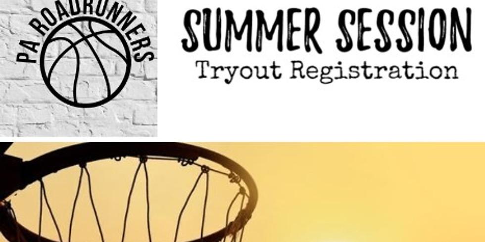 Summer 2021 Tryout Registration