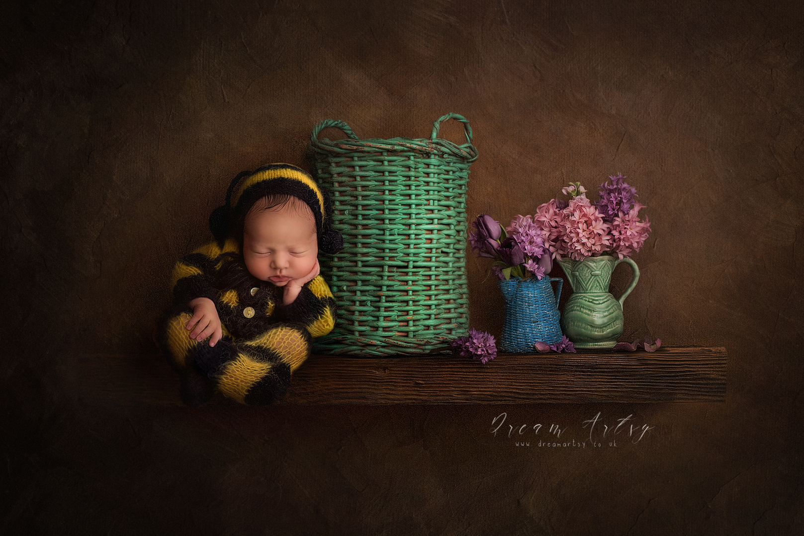 Newborn photographer Reading
