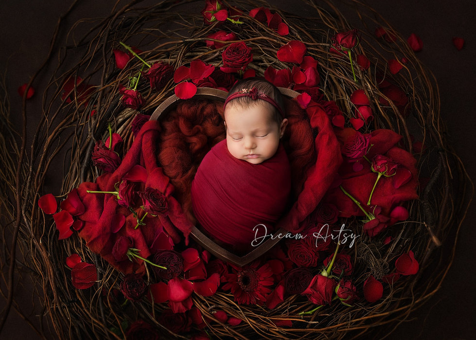 Newborn Photographer Hampshire West Berk