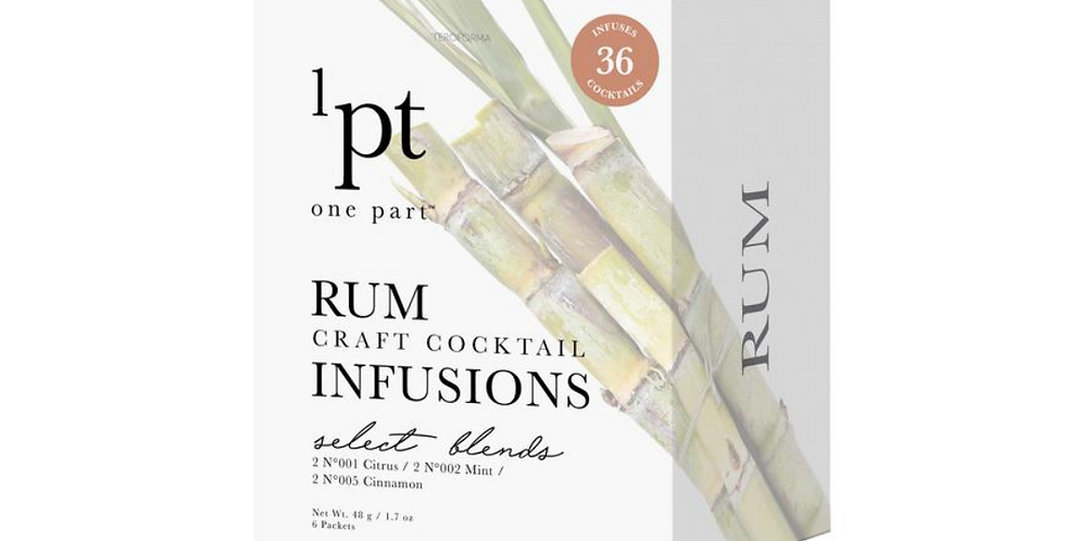 Rum Infusion Pack