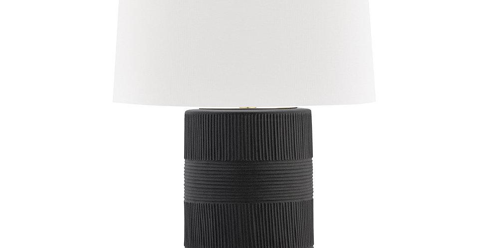 Simone Noir Table Lamp HVL Lamp 16
