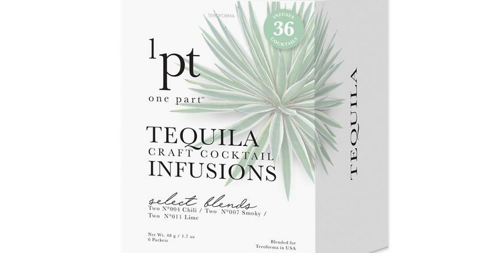 Tequila Infusion Packs