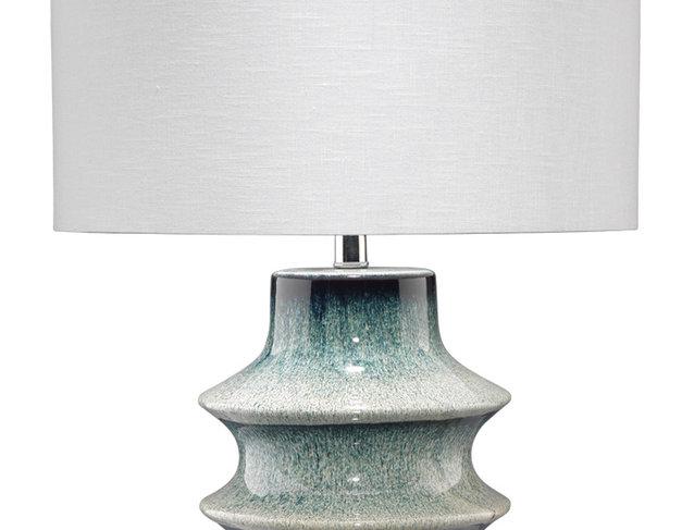 Tropez Glazed Table Lamp JY Light 18