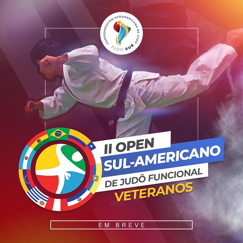 II Open Sudamericano de Judô Funcional
