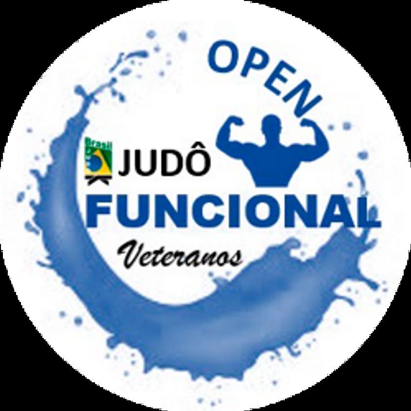 II Open de Judô Funcional Veteranos
