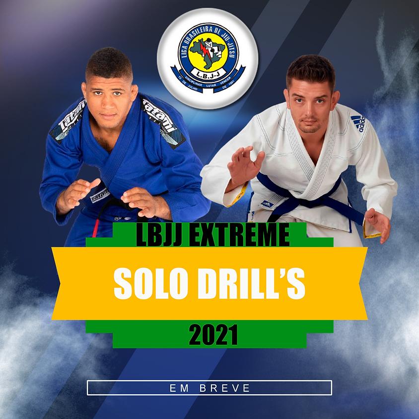 LBJJ Extreme Solo Drill´s 2021